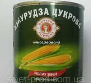 """Кукуруза сахарная 420г """"ФОРТУНА"""" же/бы (1/12)"""