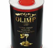 Масло оливковая Olio Extra Virgin 1л OLIMP (черная) же/бы (1/10)