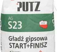 Шпаклівка Алпол Путц 2в1 20кг