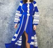 Вишита сукня.