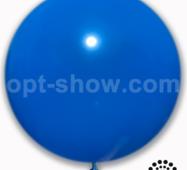 """Шар гігант Синій 21"""" (52,5 см) Арт Шоу"""