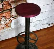 Стілець барный Loft №3, для кафе або будинку, оригінальний дизайн