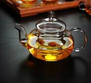 Чайник заварювальний скляний, 600 мл