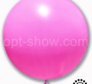 """Шар гігант рожевий 36"""" (90 см) Арт Шоу"""