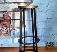 Стілець барный Loft №1, для кафе або будинку, оригінальний дизайн