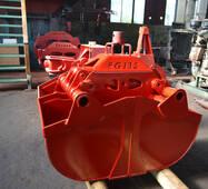 Грейферного оборудования ГФ-03 для кран-манипулятора, погрузчиков, тракторов, самосвалов
