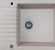 Кухонне миття KERNAU KGS F 6072 1b1d NATURAL BEIGE