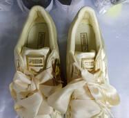 Женские кроссовки PUMA BASKET 365662 02   37размер 23см стелька