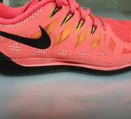Кроссовки мужские розовие Nike Free 642198-600 46размер 30см оригинал