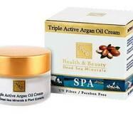 Крем для обличчя з аргановим маслом Health & Beauty 50 мл.