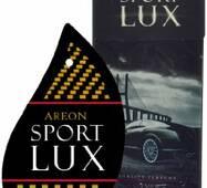 Сухий листочок Sport Lux GOLD (10шт) ароматизатор Areon-VIP