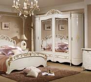 Белая классическая спальня Аллегро СлонимМебель
