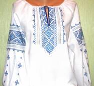 жіноча сорочка вишита ручної роботи купити недорого