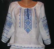 вишиванка жіноча ручної роботи купити недорого