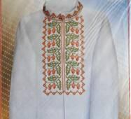 Схема сорочки