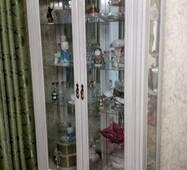 Витрина 2х дверная Витовт для гостиной комнаты