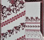 Схема полотенца