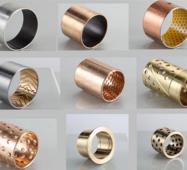 Втулки металло-полімерні на маніпулятори Велмаш, HIAB, PALFINGER, ATLAS, MILLER, FASSI