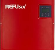 Трифазний мережевий інвертор потужністю 40 кВт REFUsol 40К