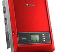 Трифазний мережевий інвертор потужністю 10 кВт GW10KN-DT Goodwe