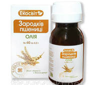 Олія зародків пшениці в капсулах  №60 Экосвіт Ойл