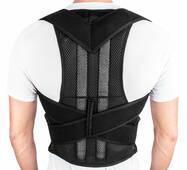 Качественный Корректор Осанки, Корсет для Спины Spine Back Support Belt Original Ортопедический Корректирующий Жилет Бандаж