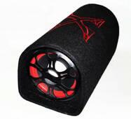 8'' Активный Сабвуфер в Автомобиль Бочка XPLOD Bass Power 800 Вт + Bluetooth Колонка в Машину со Встроенным Усилителем