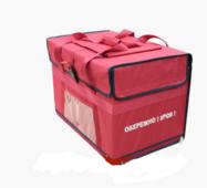 Термосумка для компонентів крові на 5 л (Україна) для тривалого транспортування
