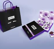 Шоколадний набір з логотипом купити