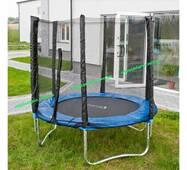 Батут детский качественный для улицы и дома 180 см диаметр