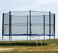 Батут 16ft (размер 490см) с сеткой безопасности