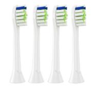 Насадки для зубной электрической щетки Philips Sonicare - PolishPlus White (4 шт) ProZone