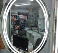 Зеркало с LED-подсветкой 600х800 мм Monrenegro с сенсорным выключателем купить в розницу