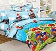 """Детское постельное  белье""""Супер Марио"""""""