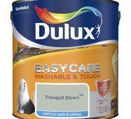 """Водоэмульсионная краска """"Dulux"""" Easycare Plamoodporna 5,0 л. (гидрофобная)"""