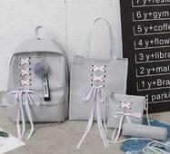 STK Рюкзак, сумки, пенал, 4в1 (набір)