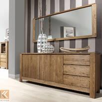 Деревянная корпусная мебель KRYSIAK (коллекция Forest)