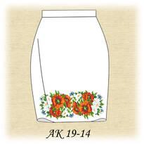 Заготовки юбок для вышивки бисером