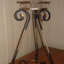 Кованая мебель (готовые изделия)