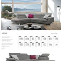 Польская мягкая модульная мебель EMMOHL