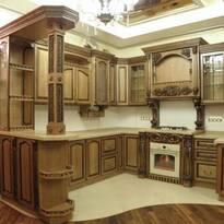 Кухонні гарнітури та куточки