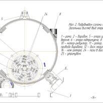 Технічна документація на подрібнювач соломи ПС-30