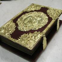 Реставрация религиозных книг