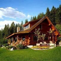 Проекти дерев'яних будинків