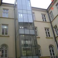 Панорамні та оглядові ліфти