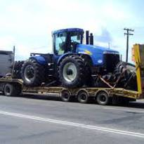 Автоперевозки негабаритных грузов