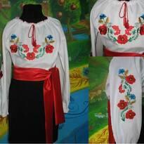 Костюмы для колективов на заказ (костюмы, вышиванки, плахты)