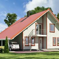 Будівництво каркасно-щитових будинків Буковина
