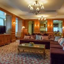 Готельні номери курортного комплексу Rixos-Prykarpattya