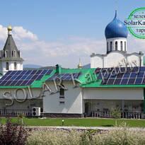 15 кВт (58 панелей), 2 тепловых насоса, с. Драчино, Свалявский р-н